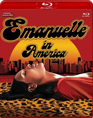 EMANUELLE IN AMERICA (Limited Edition)