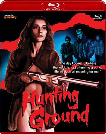 HUNTING GROUND (Limited Edition)