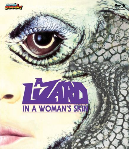 LIZARD IN A WOMAN'S SKIN, A (Limited Edition)