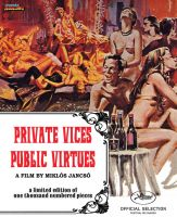 PRIVATE VICES, PUBLIC VIRTUES (Limited Edition)