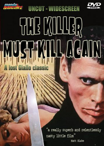 KILLER MUST KILL AGAIN, THE