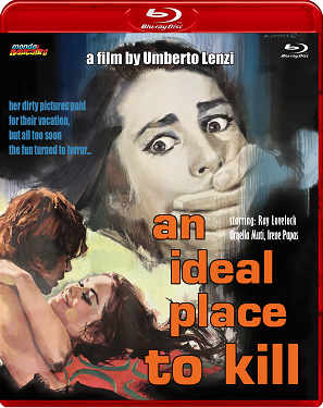AN IDEAL PLACE TO KILL (Limited Edition)