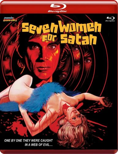 SEVEN WOMEN FOR SATAN (Limited Edition)